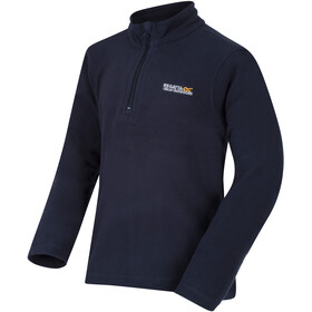 Regatta Hot Shot II Fleece Pullover Kinder navy/navy